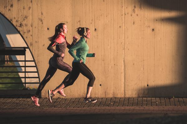 Tips asas 'Jogging' untuk mereka yang nak kurangkan berat badan.